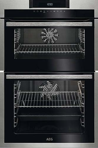 AEG DCE731110M Double Electric Oven