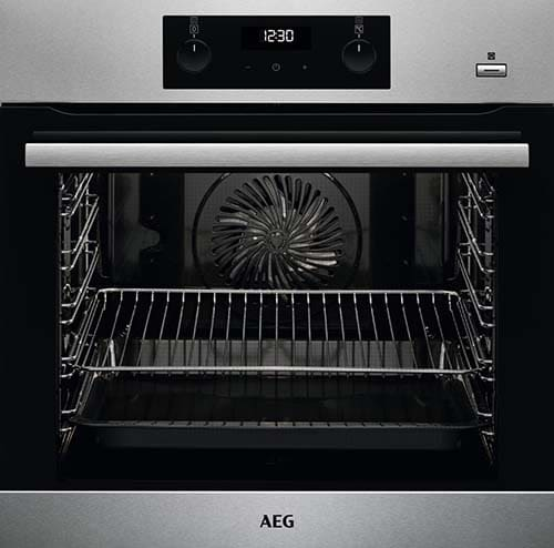 AEG SteamBake BES355010M Compact Oven