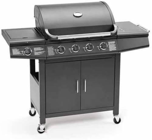 CosmoGrill Deluxe