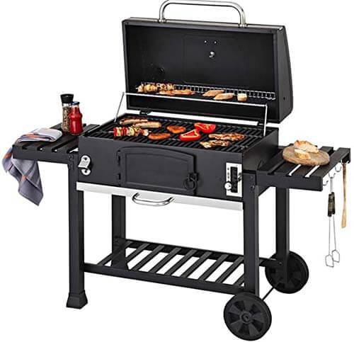 CosmoGrill XXL Outdoor Smoker