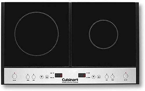 Cusinart ICT-60 Portable Double Induction Cooktop