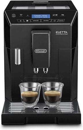 De'Longhi Eletta, Fully Automatic Bean to Cup Coffee Machine