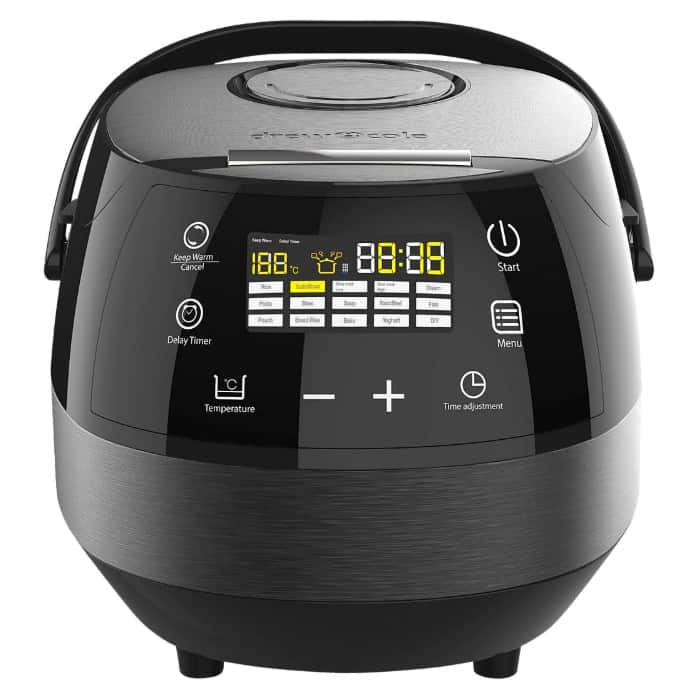 Drew & Cole Clever Chef Digital Multi Cooker