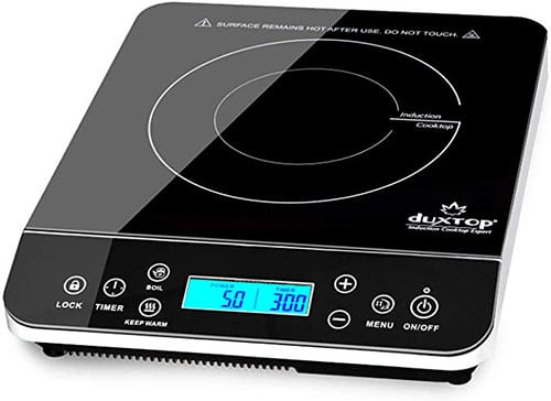 Duxtop Portable Induction Countertop 1800W