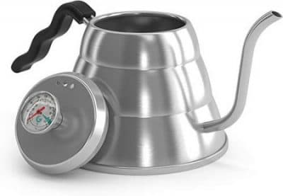The Gooseneck Kettle – Coffee Gator Pour Over Kettle