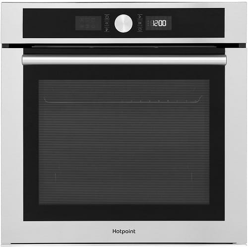 Hotpoint SI4854PIX Pyrolytic Cleaning Oven