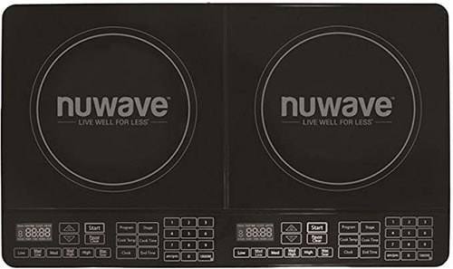 NuWave 30602 Portable Double Induction Cooktop