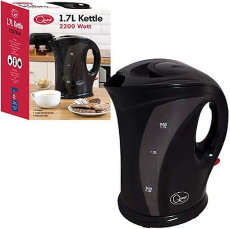 The Quest 35100 Jug Kettle