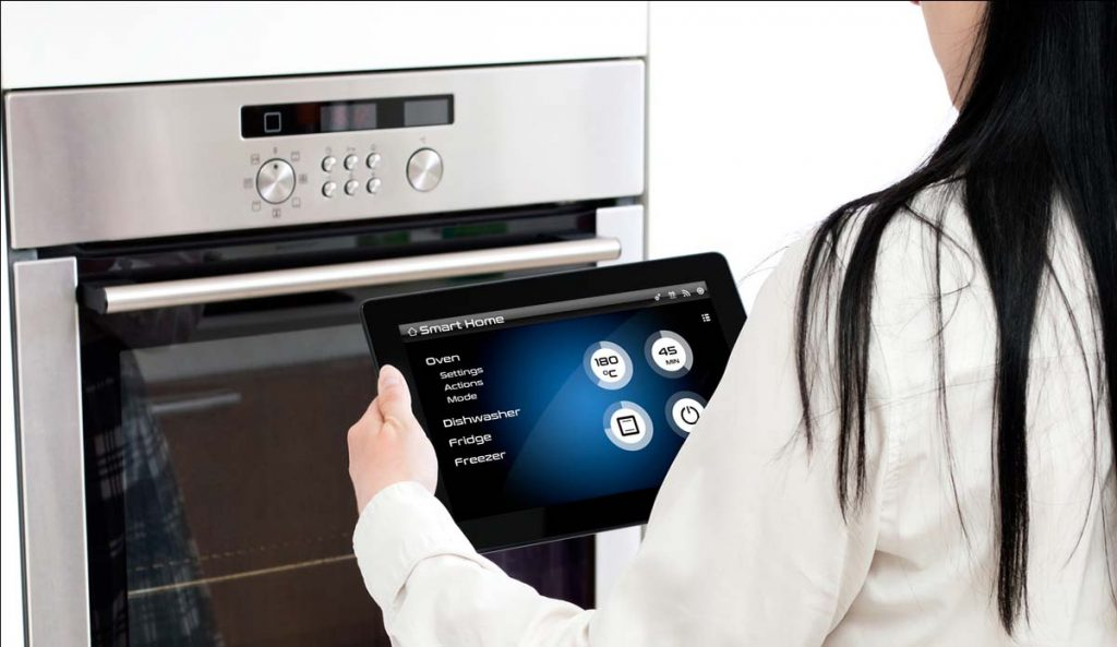 smart-technology-used-to-control-an-oven