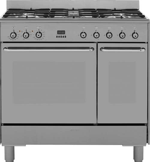 Smeg-CG92X9-90cm-dual-fuel-range-cooker-in-stainless-steel