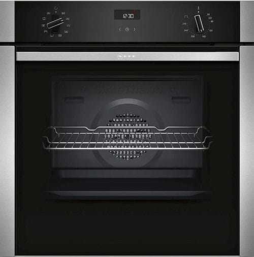 Neff B3ACE4HN0B Slide and Hide Built-In Single Oven